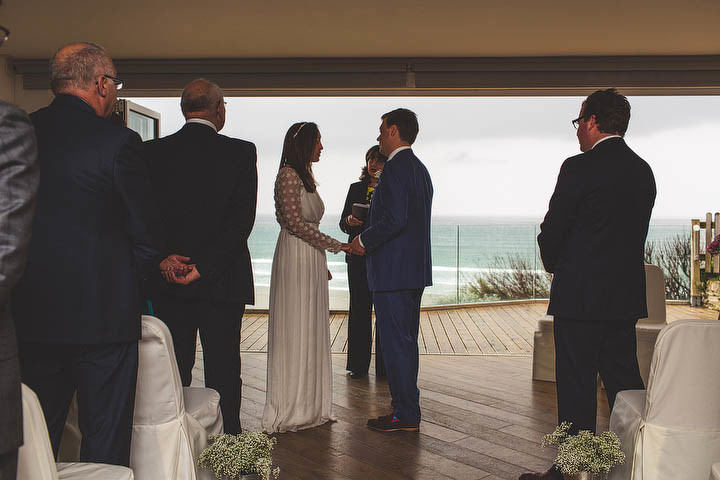22 Cornish Wedding with a Beautiful Beach Backdrop, by S6 Photography