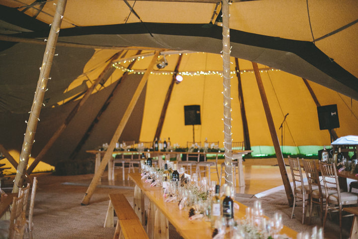 22 Tipi Wedding, by Ellie Grace Photography