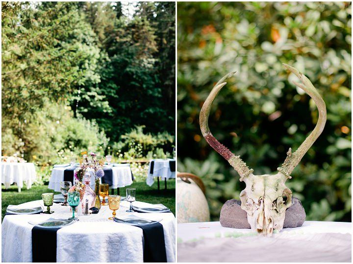 23 Hand Fasting Woodland Wedding, by Kel Ward Photography