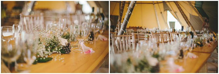 23 Tipi Wedding, by Ellie Grace Photography