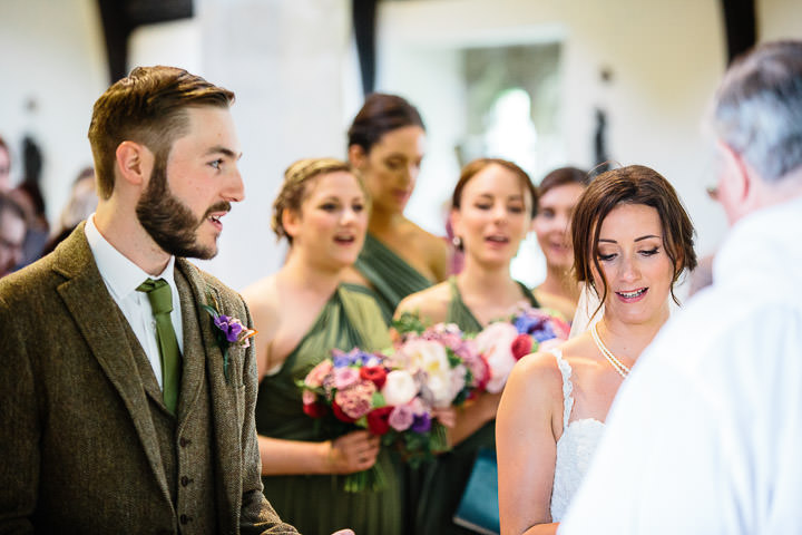 24 Georgina and Simon's Woodland Themed Wedding By Kevin Belson Photography