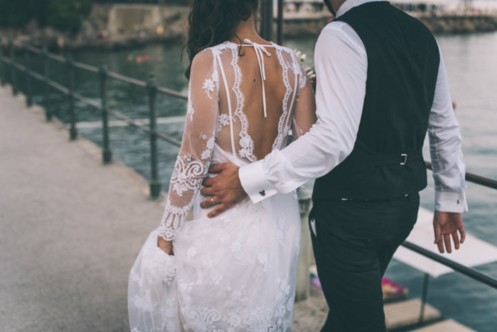 26 Bohemian Wedding in Beautiful Croatia
