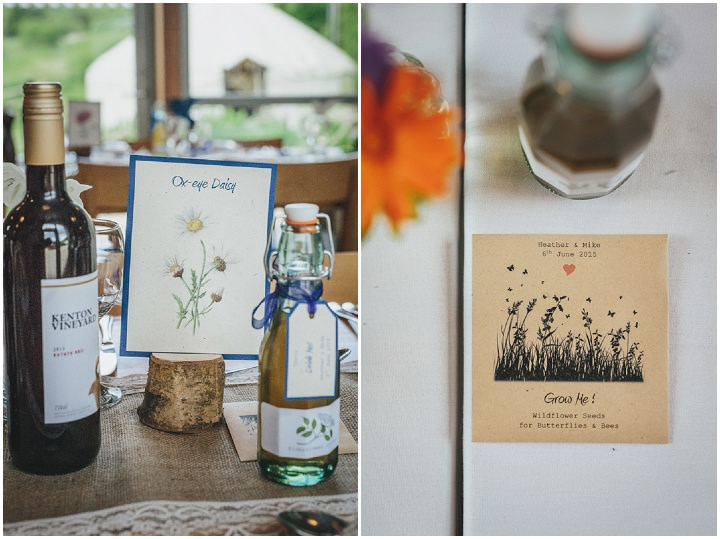 26 Wedding at River Cottage by Helen Lisk Photography
