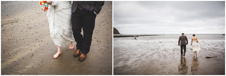 27 Beach Side Wedding By Photography 34
