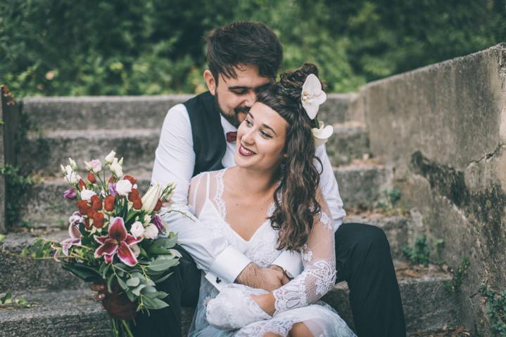 27 Bohemian Wedding in Beautiful Croatia