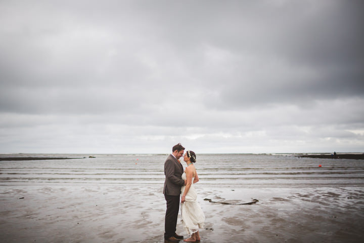 28 Beach Side Wedding By Photography 34