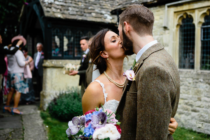 28 Georgina and Simon's Woodland Themed Wedding By Kevin Belson Photography