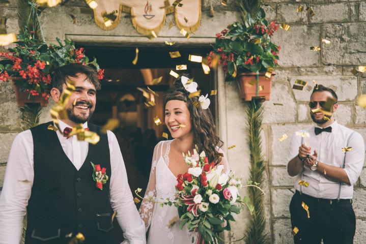 3 Bohemian Wedding in Beautiful Croatia