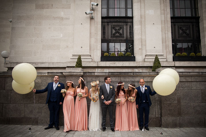 3 London Wedding by Matt Parry Photography