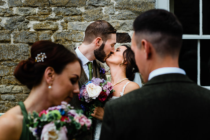 30 Georgina and Simon's Woodland Themed Wedding By Kevin Belson Photography