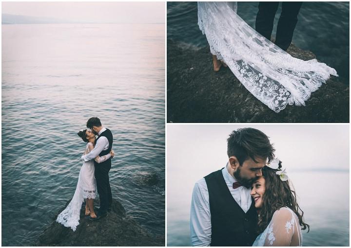 32 Bohemian Wedding in Beautiful Croatia