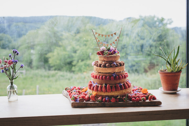 Superior Heather And Mike S Localy Sourced Wedding At River Cottage With A