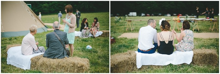 33 Tipi Wedding, by Ellie Grace Photography