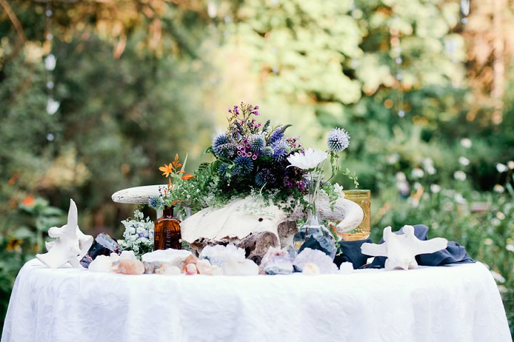 34 Hand Fasting Woodland Wedding, by Kel Ward Photography