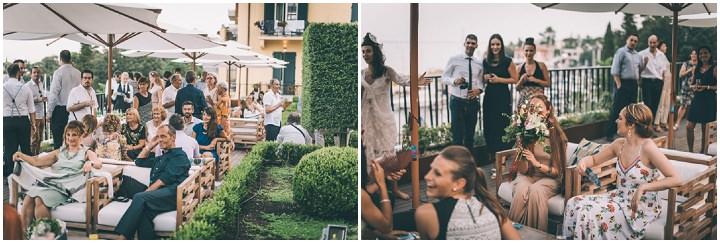 36 Bohemian Wedding in Beautiful Croatia