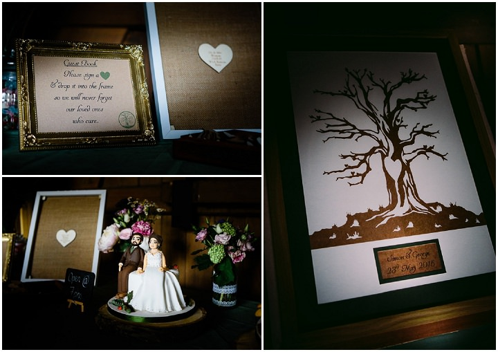 39 Georgina and Simon's Woodland Themed Wedding By Kevin Belson Photography