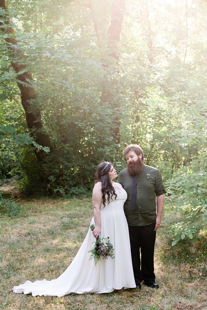 39 Hand Fasting Woodland Wedding, by Kel Ward Photography