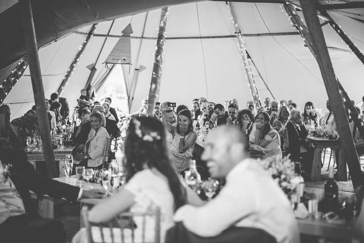 39 Tipi Wedding, by Ellie Grace Photography