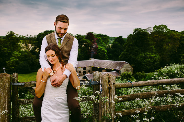 4 Georgina and Simon's Woodland Themed Wedding By Kevin Belson Photography