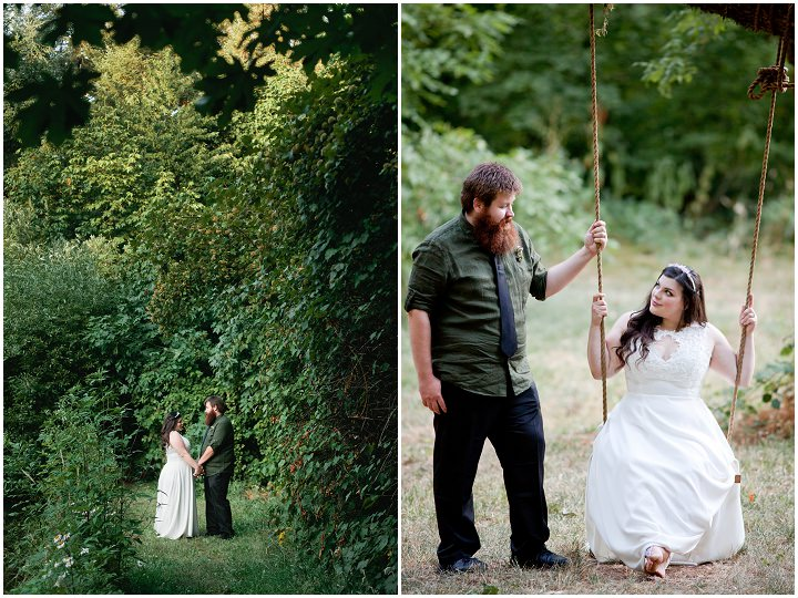 40 Hand Fasting Woodland Wedding, by Kel Ward Photography