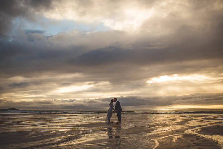 44 Cornish Wedding with a Beautiful Beach Backdrop, by S6 Photography