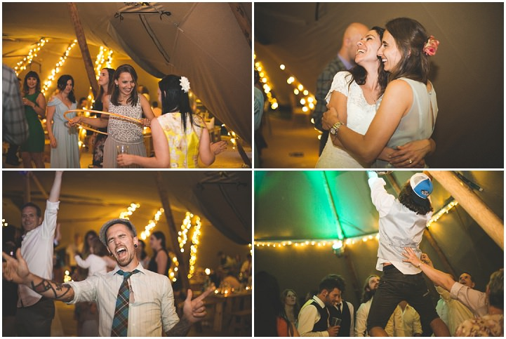 44 Tipi Wedding, by Ellie Grace Photography