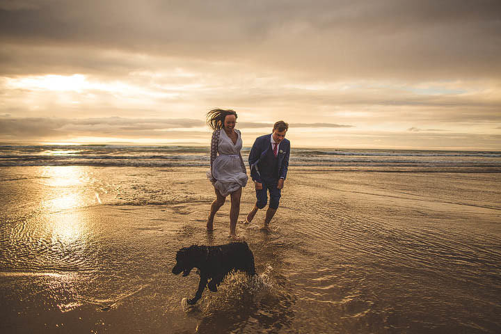 46 Cornish Wedding with a Beautiful Beach Backdrop, by S6 Photography