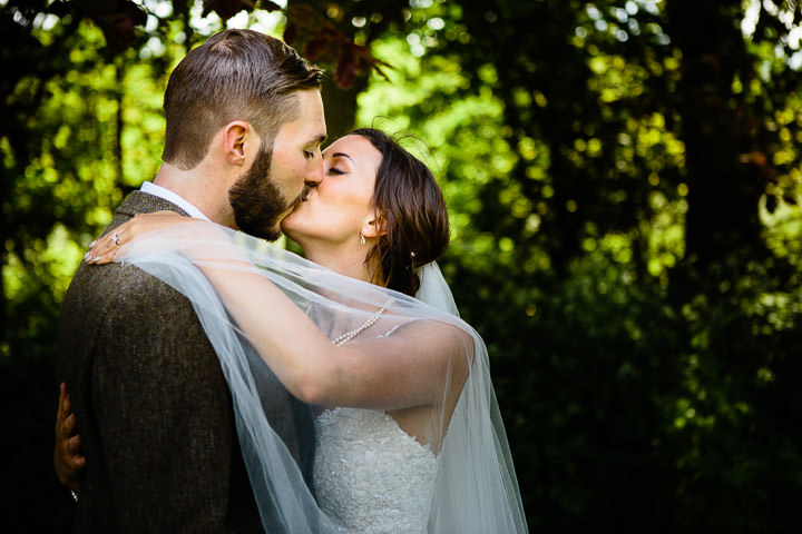 46 Georgina and Simon's Woodland Themed Wedding By Kevin Belson Photography