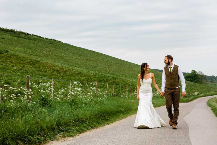 47 Georgina and Simon's Woodland Themed Wedding By Kevin Belson Photography