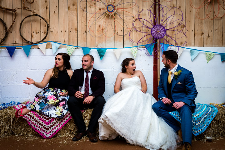 47 Rustic Farm Wedding By White Avenue Photography