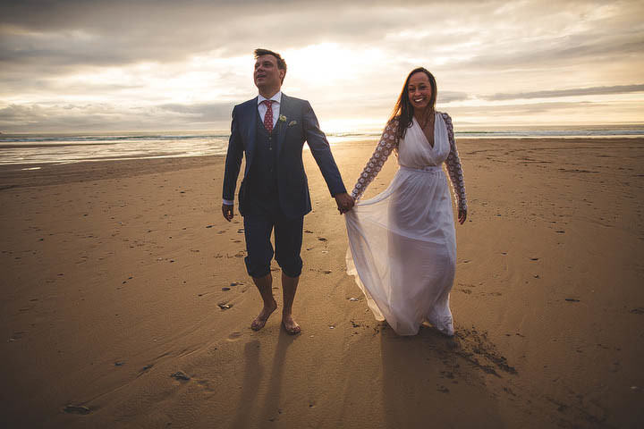 48 Cornish Wedding with a Beautiful Beach Backdrop, by S6 Photography