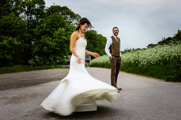 49 Georgina and Simon's Woodland Themed Wedding By Kevin Belson Photography