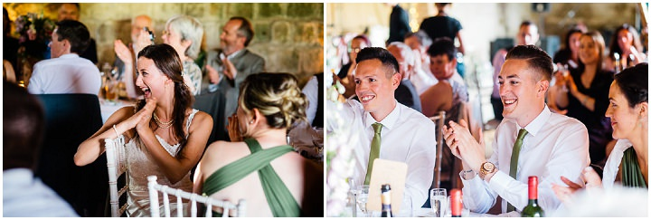 52 Georgina and Simon's Woodland Themed Wedding By Kevin Belson Photography