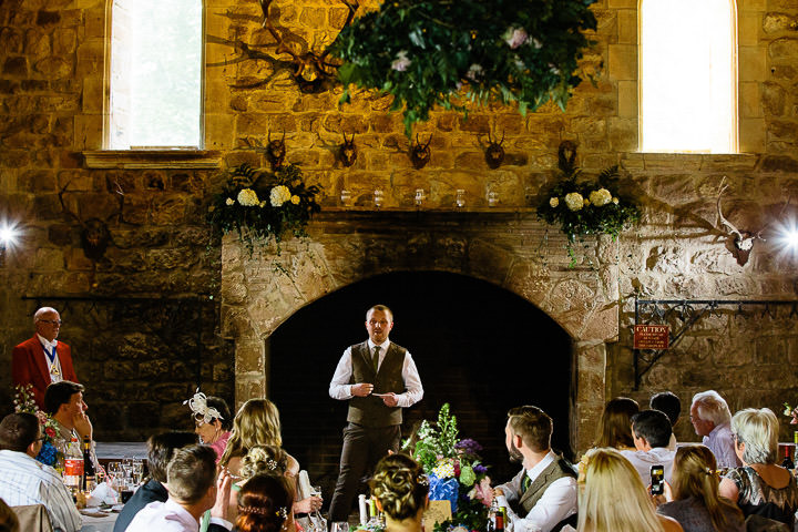 53 Georgina and Simon's Woodland Themed Wedding By Kevin Belson Photography