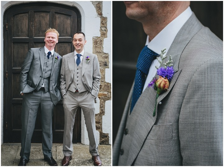 9 Wedding at River Cottage by Helen Lisk Photography