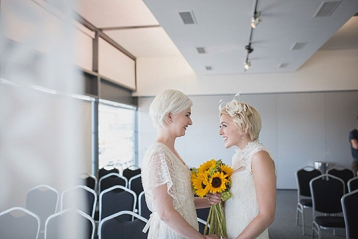 Same Sex Styled Shoot