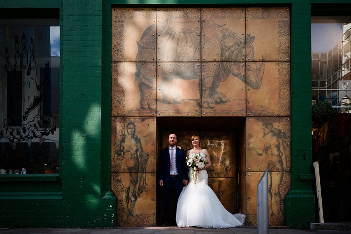 1 Laid Back City Wedding By Babb Photo