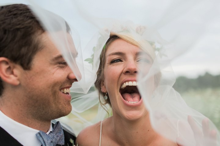 1 Outdoor Wedding, by Leah Fisher Photography