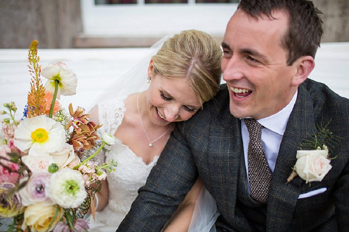 Nicola and Simon's Flower Filled Spring Wedding By Binky Nixon Photography