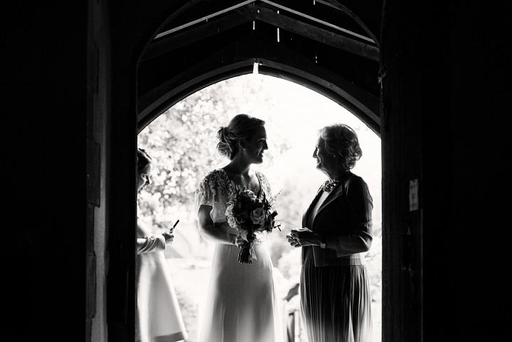 10 Back Garden Tipi Wedding By Babb Photo