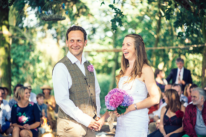 11 Woodland Wedding By Kelsie Low Photography