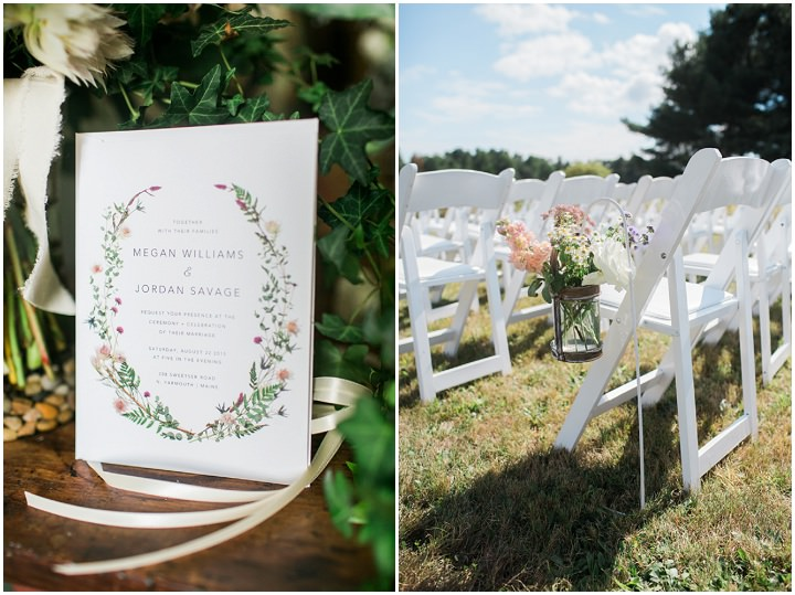 12 Outdoor Wedding, by Leah Fisher Photography