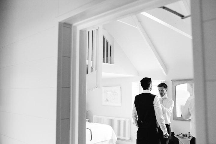 12 Stylish Cornish Wedding By Debs Ivelja