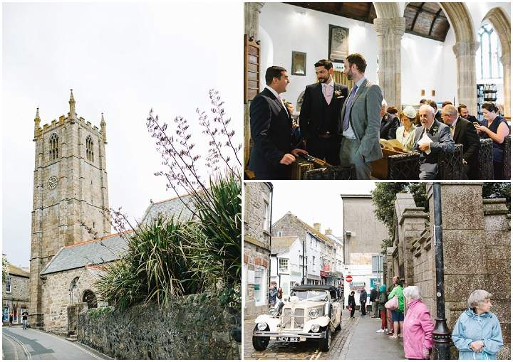 13 Stylish Cornish Wedding By Debs Ivelja