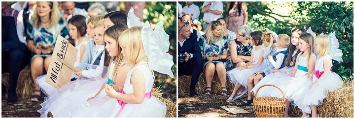 13 Woodland Wedding By Kelsie Low Photography