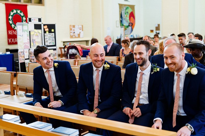 14 Laid Back City Wedding By Babb Photo