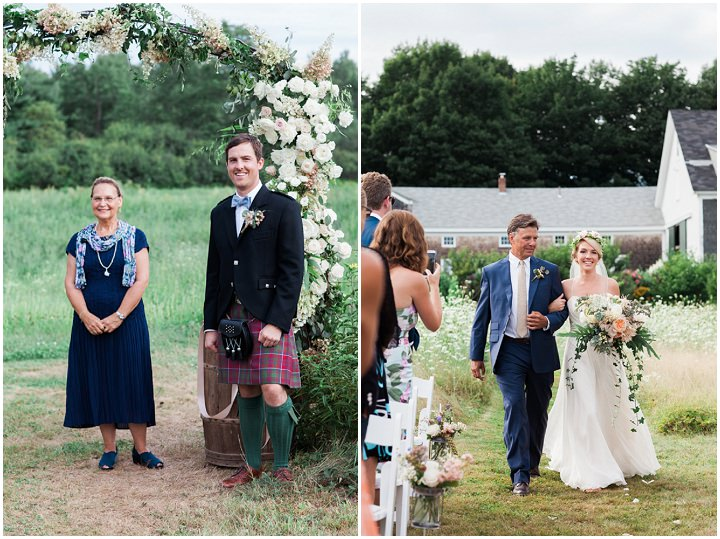 14 Outdoor Wedding, by Leah Fisher Photography