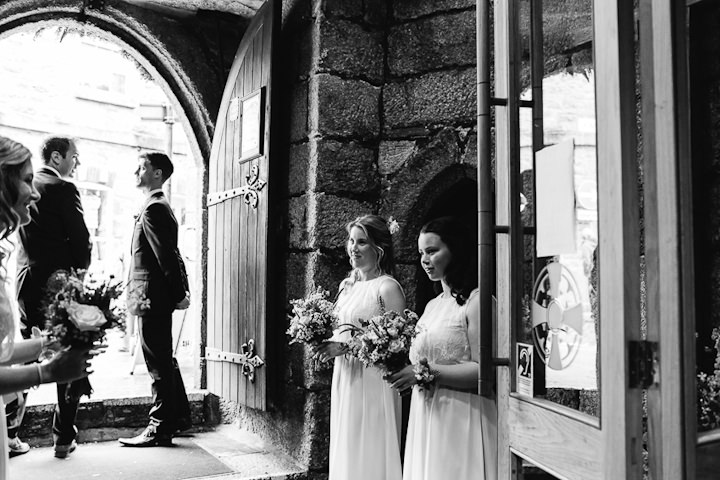 14 Stylish Cornish Wedding By Debs Ivelja