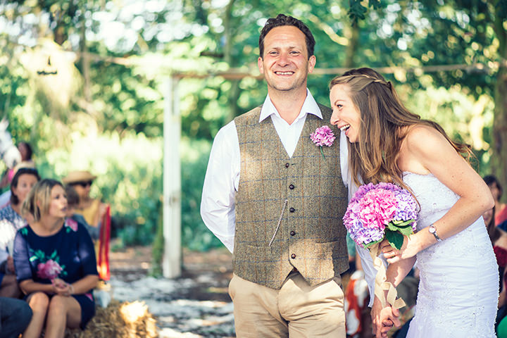 14 Woodland Wedding By Kelsie Low Photography