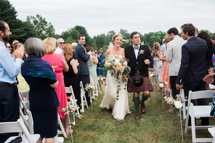 16 Outdoor Wedding, by Leah Fisher Photography